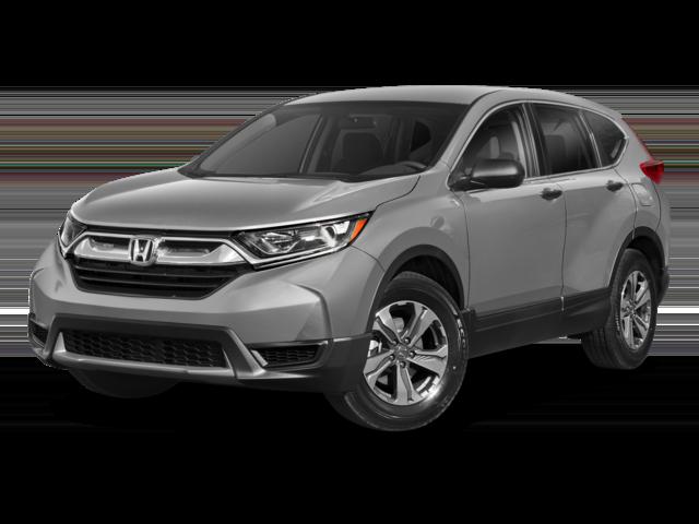 2018 Honda CR-V_