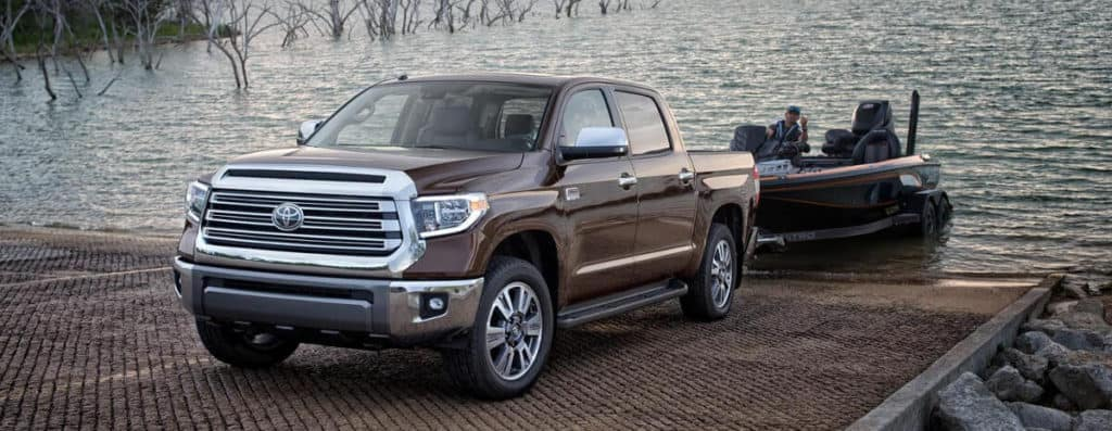 Toyota Tacoma Towing Capacity >> How Much Can Toyota Tundra Tacoma Tow Beaver Toyota Of Cumming