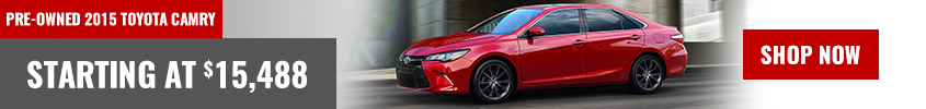 beaver toyota camry pre owned