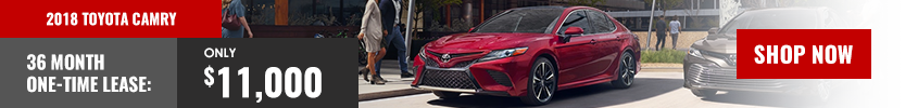 beaver toyota camry lease