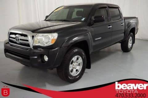 PreOwned Toyota Truck