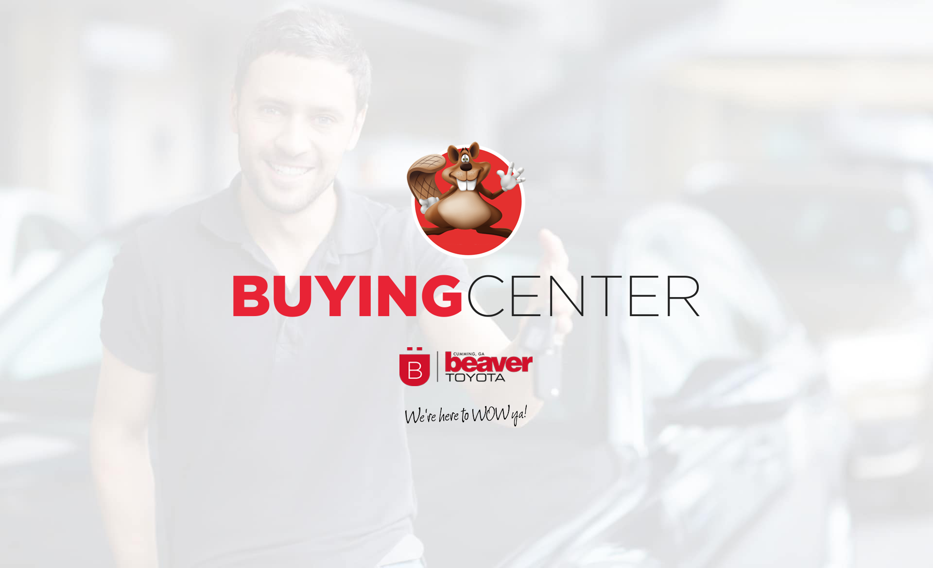 Beaver Toyota Cumming Buying Center