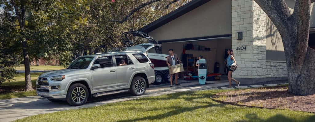 2019 Toyota 4runner Towing Capacity How Much Can A Toyota 4runner Tow