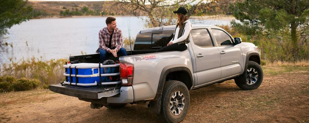 edeb4e27df7 Toyota Tacoma with bed extender