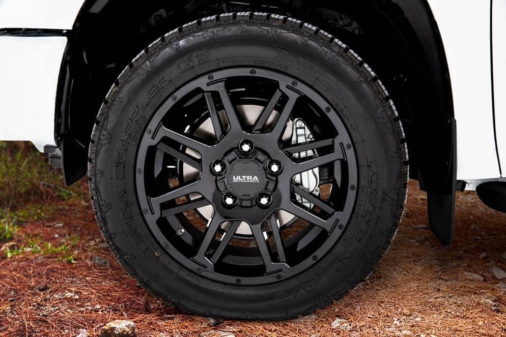 Toyota Tundra XP Gunner Rim
