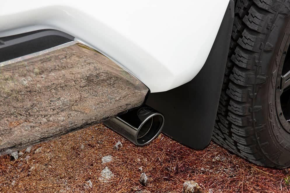Toyota Tundra XP Gunner exhaust