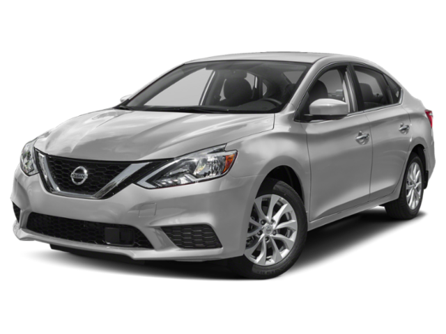 2019 Nissan Sentra S in gray