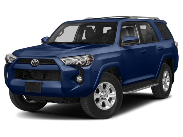 2019 Toyota 4Runner in blue