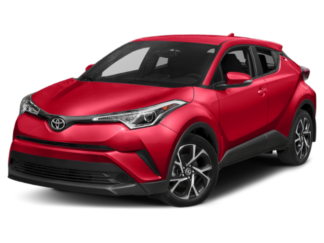 2019 Toyota C-HR LE FWD red
