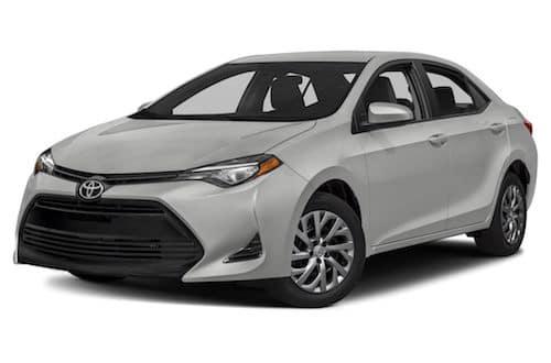 Aug - New 2019 Corolla