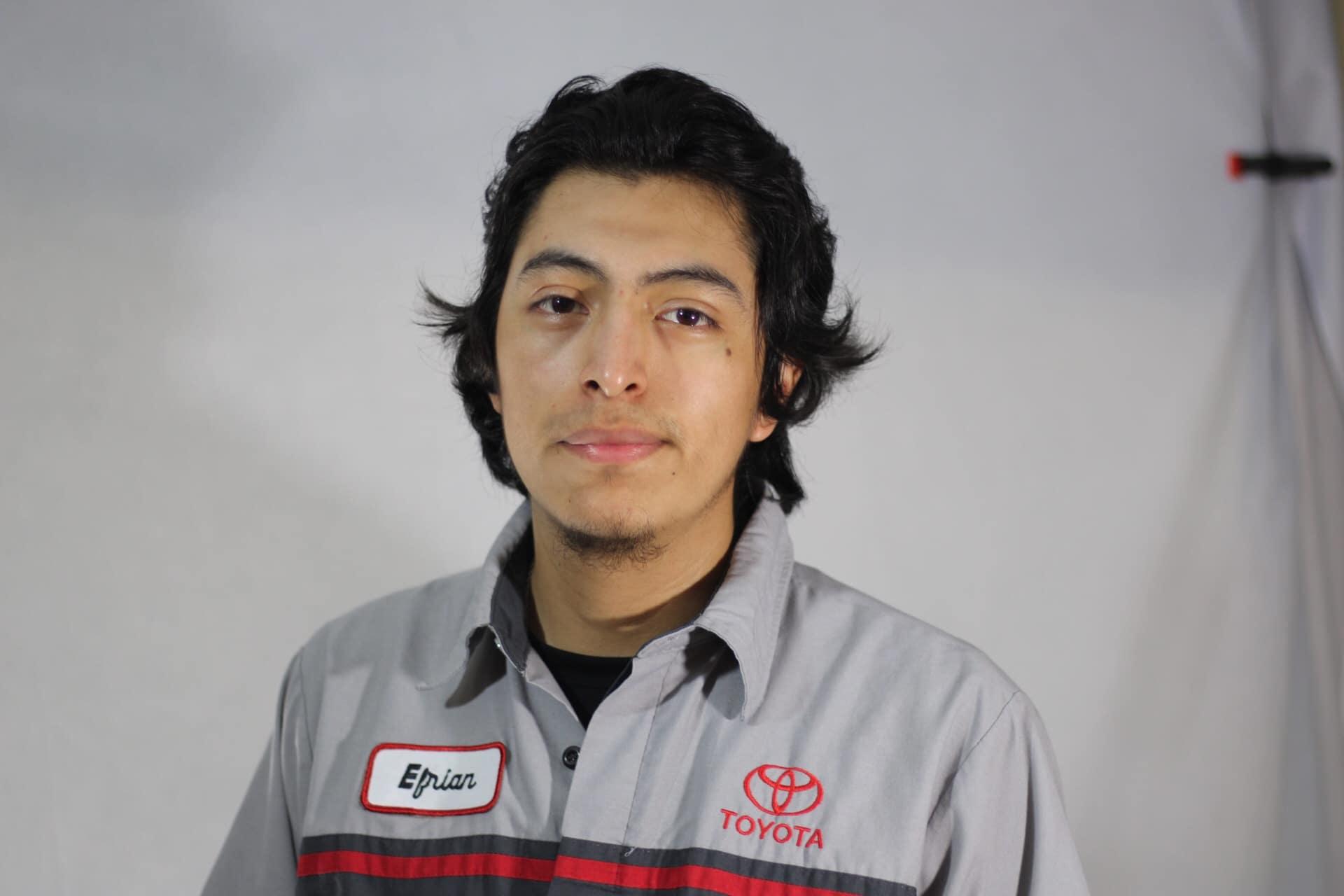 Efrain Lopez-Ruiz