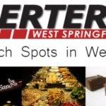 5 Great Lunch Spots in West Springfield
