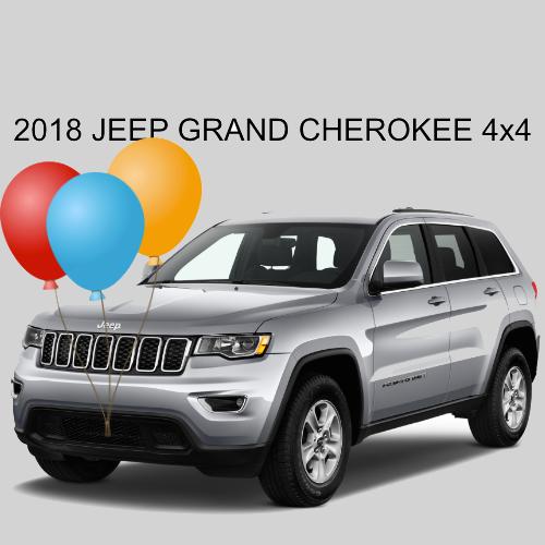 Zero Down 2018 Jeep Grand Cherokee Lease