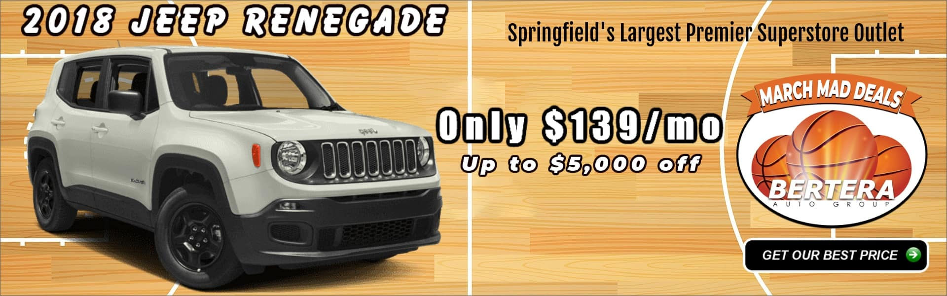 Bertera CJDR of West Springfield | Chrysler, Dodge, Jeep ...
