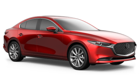 2019 Mazda3 Preferred Package
