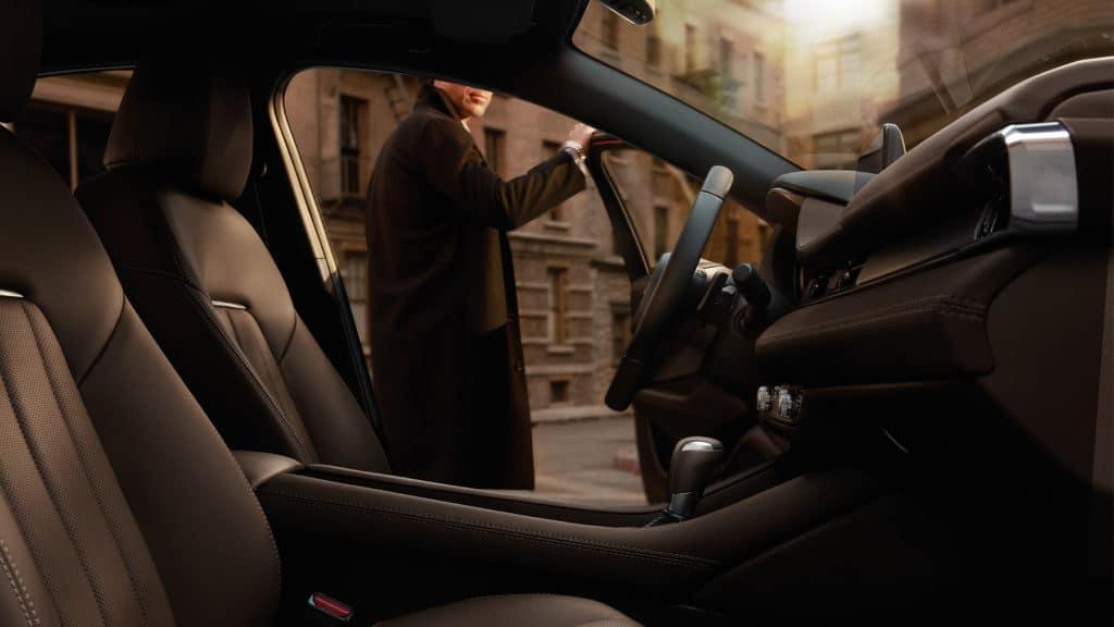 2019 Mazda6 Interior