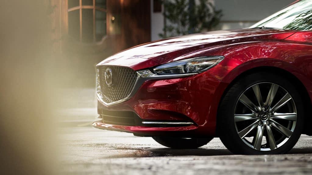2019 Mazda6 Performance