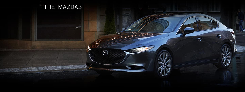 2019 Mazda3 banner