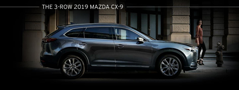 2019 Mazda CX-9 banner