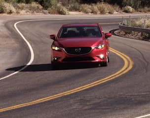 SUBTLE ADJUSTMENT. HUGE IMPACT.SKYACTIV-VEHICLE DYNAMICS