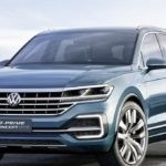 Volkswagen Offers A Sneak Peek At Its Upcoming SUV