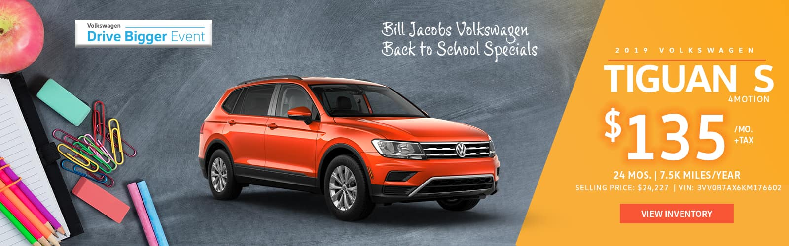 Bill Jacobs Volkswagen | Auto Dealership & Service Center in