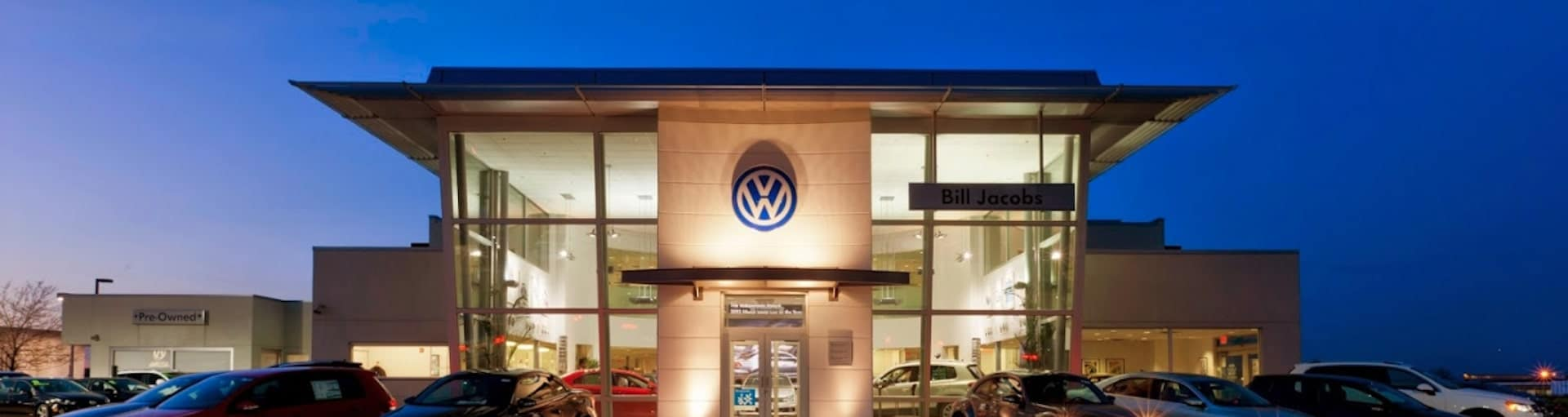 Bill Jacobs VW Dealership