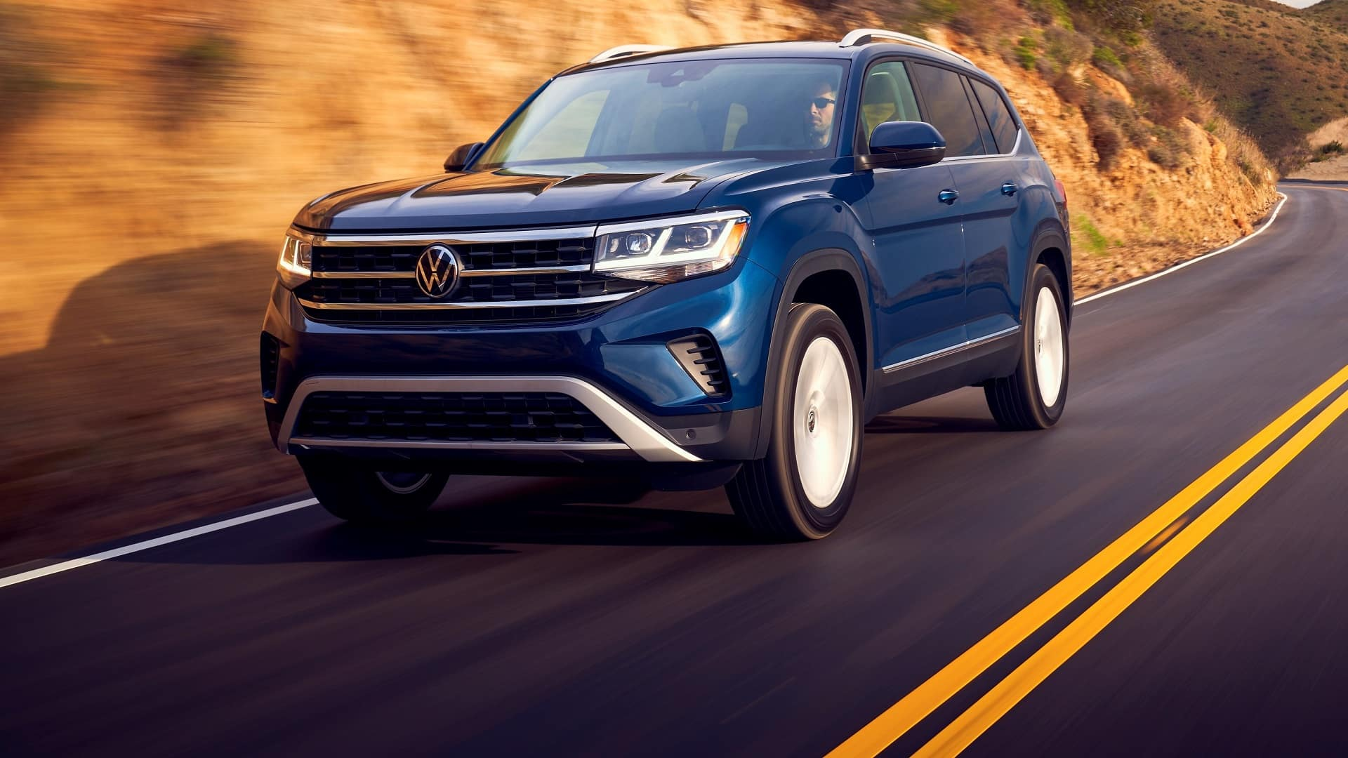 2021 Volkswagen Atlas safety features image