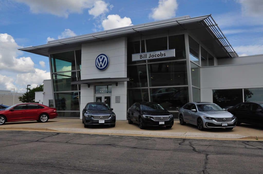 Bill Jacobs Volkswagen, award-winning dealership in Naperville