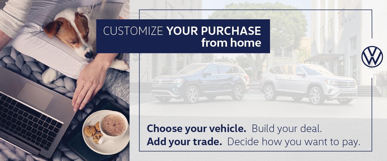 Bill Jacobs Volkswagen Buy from Home