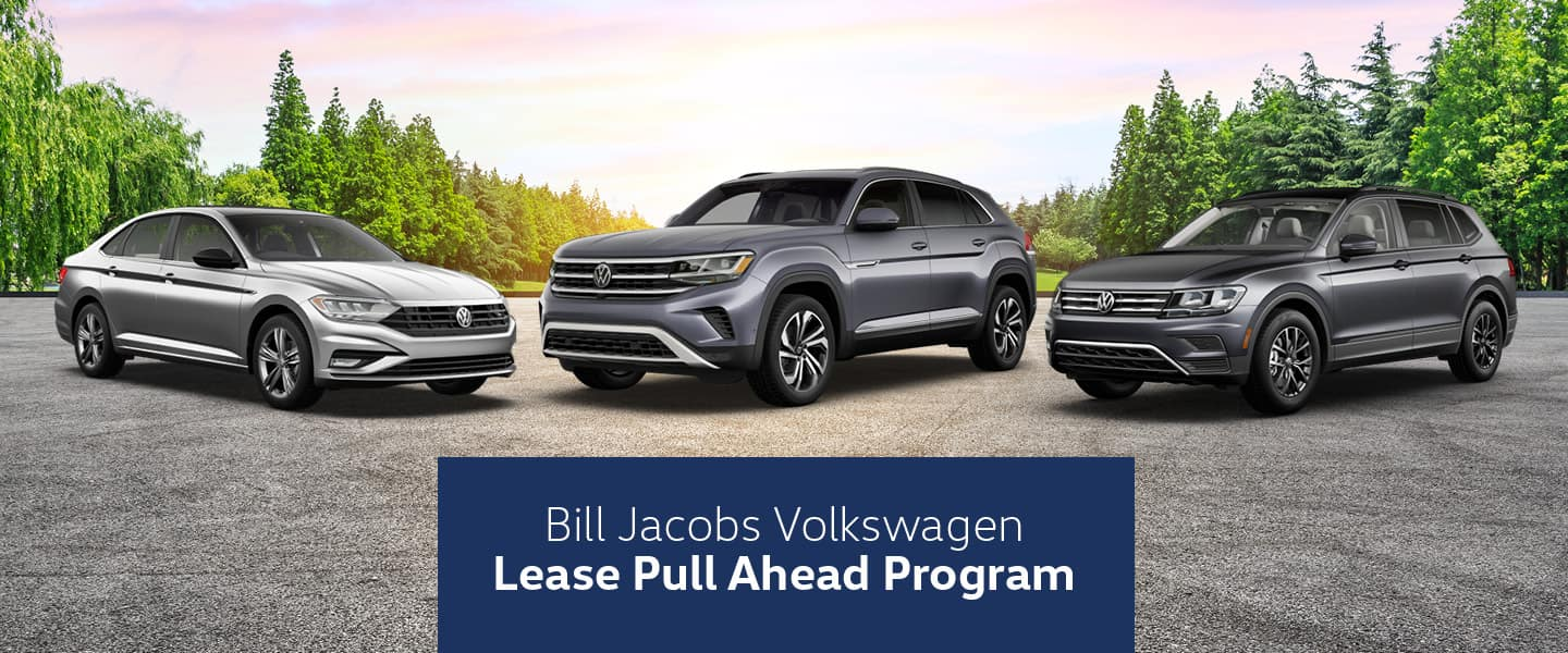 Bill Jacobs Volkswagen Lease Pull Ahead