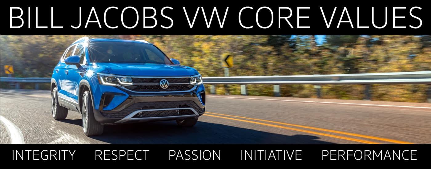 Bill Jacobs Volkswagen Core Values