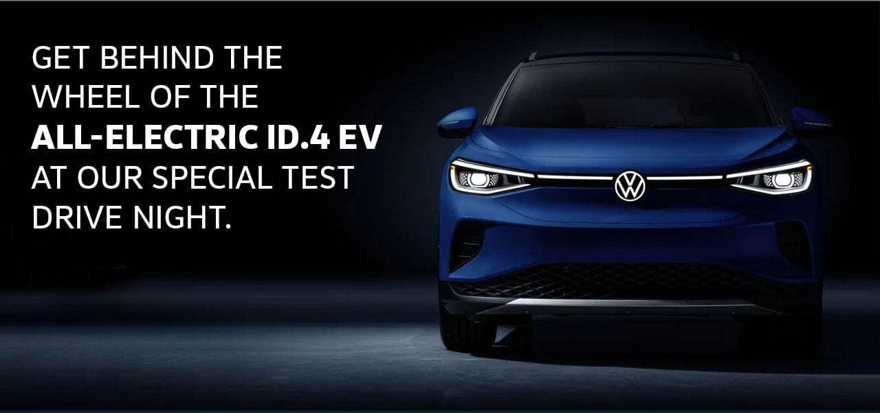 Bill Jacobs Volkswagen ID.4 Test Drive