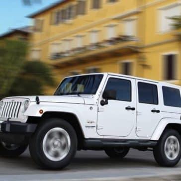2018 Jeep Wrangler JK Exterior 01