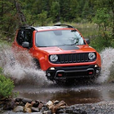 2018 Jeep Renegade Capability 1