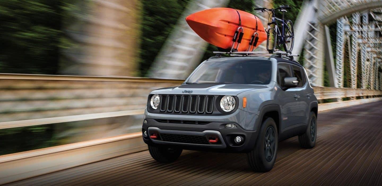 2018 Jeep Renegade Capability 4