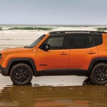 2018 Jeep Renegade Exterior 1