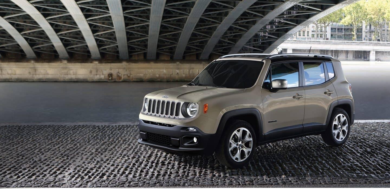 2018 Jeep Renegade Exterior 2