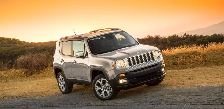 2018 Jeep Renegade Exterior 3