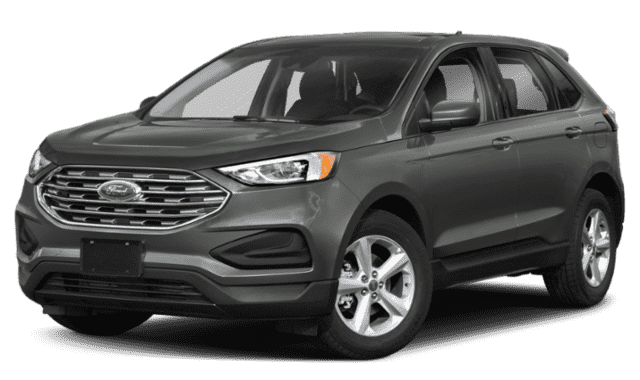 Dark Gray 2019 Ford Edge