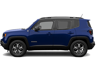 4 2019 Jeep Renegage - Sideview 320x240