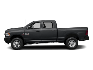 5 2018 Ram 3500 Sideview