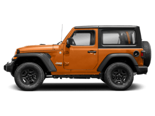 5 2019 Jeep Wrangler - Sideview 320x240