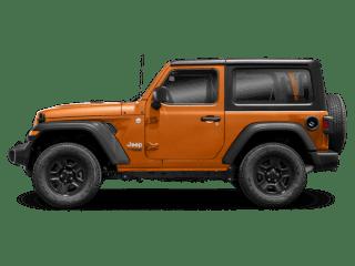5 2019 Jeep Wrangler - Sideview 320x240