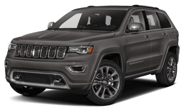 Gray 2019 Jeep Grand Cherokee