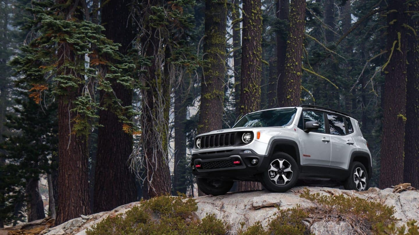 2020 Jeep Renegade