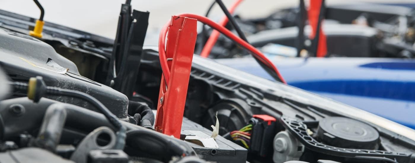 car jumper cables