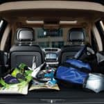 2019 Dodge Journey Trunk Space