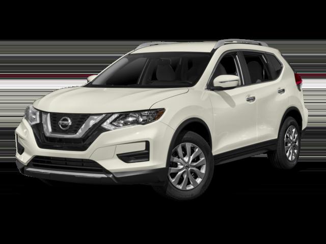 White 2018 Nissan Rogue