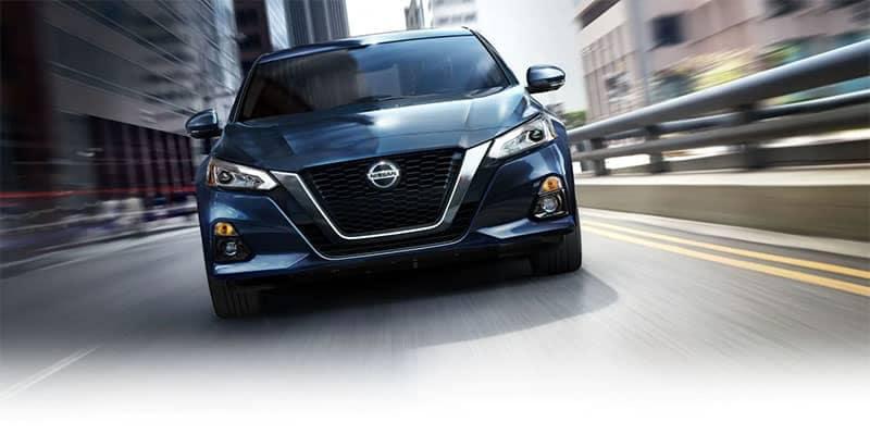 2019 Nissan Altima Driving